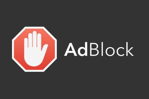 Blokování reklam obrázek