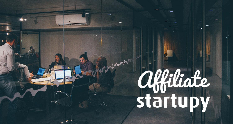 Náhledový obrázek článku Affiliate startupy