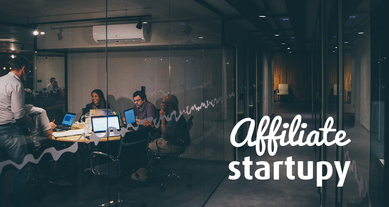 Affiliate startupy obrázek