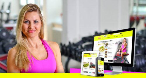 Rozhovor: Blogerka Olga Bajková a její fitness recepty na BajolaFit.cz obrázek