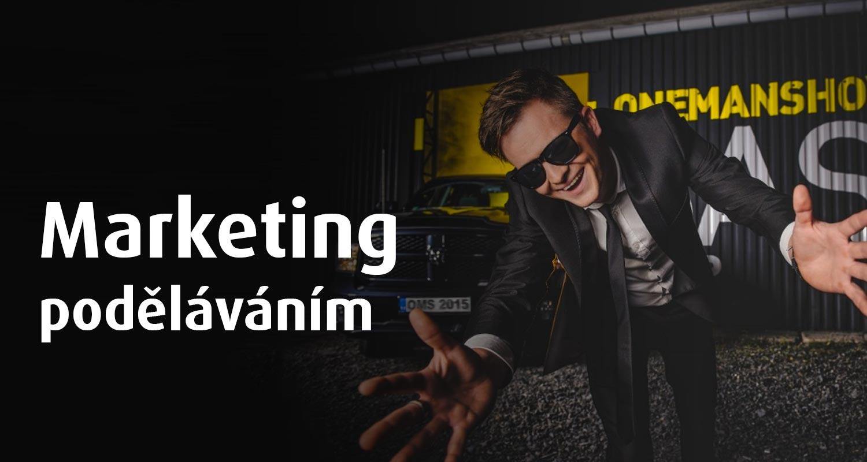 Marketing poděláváním