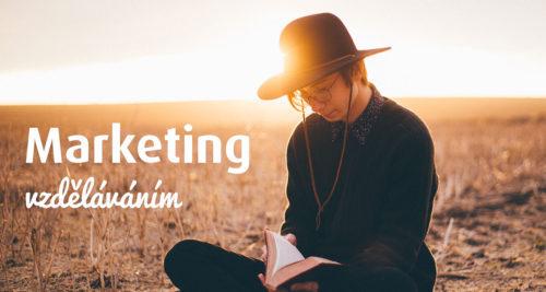 Vzdělávání jako nejlepší způsob marketingu a prodeje obrázek