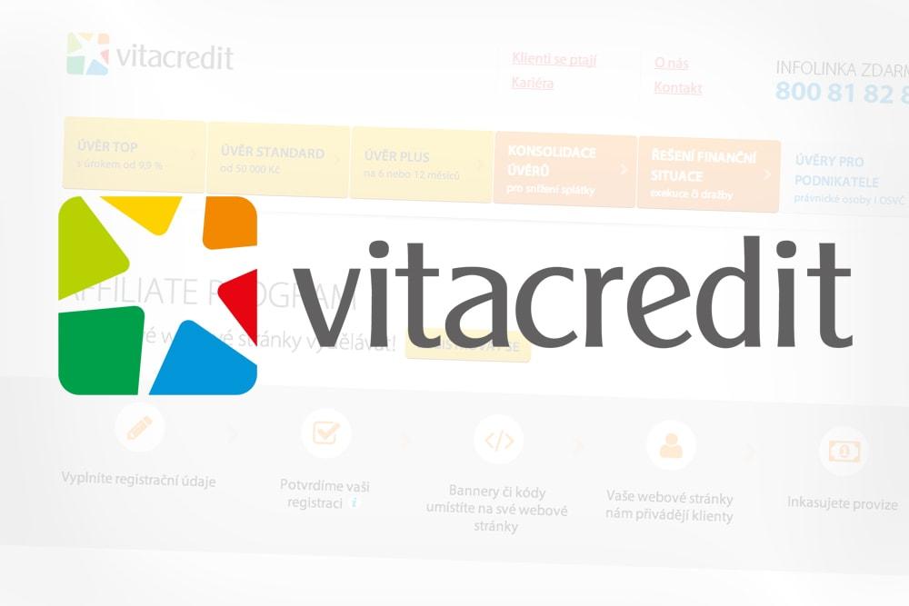 Vitacredit zlepšuje přístup k affilákům obrázek