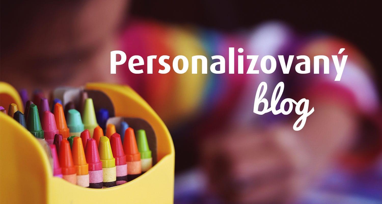 Náhledový obrázek článku Jak jsem začal stavět personalizovaný blog