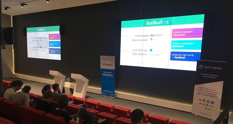 Náhledový obrázek článku MiniReportík z konference SaaSkaři #2 Jak na úspěšný marketing SaaS aplikací