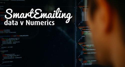 SmartEmailing data v Numerics obrázek