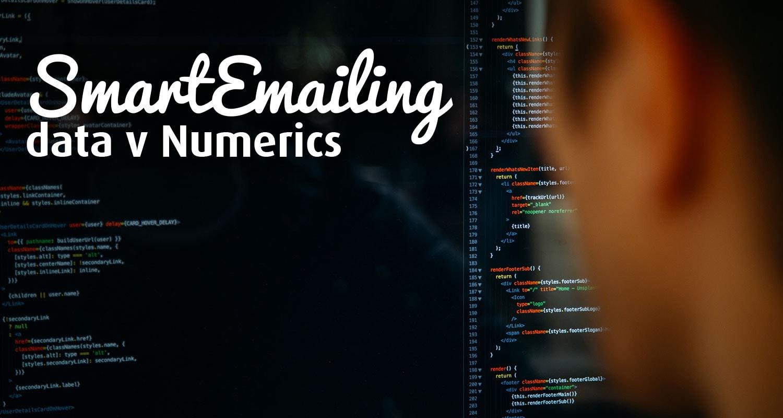 Náhledový obrázek článku SmartEmailing data v Numerics