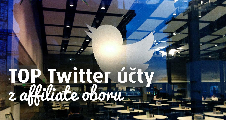 Náhledový obrázek článku TOP 10 Twitter účtů z affil oboru (teď už 28)