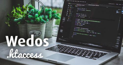 Funkční .htaccess pro Wedos obrázek